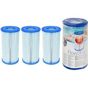 Filtre cartouche piscine de bestway for Aspirateur piscine 2m3 h