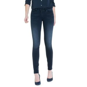 JEANS Jeans Push Up Wonder taille moyenne skinny
