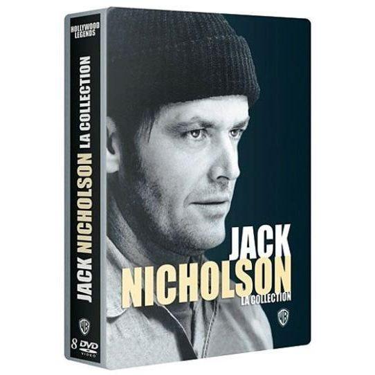 Dvd Coffret Jack Nicholson En Dvd Film Pas Cher Cdiscount