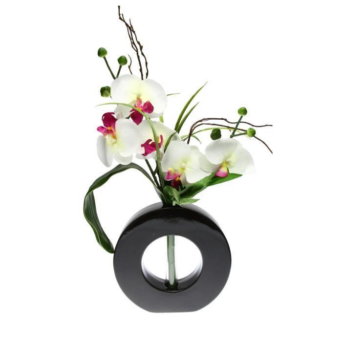 Composition Florale, Fleur Artificielle pas cher - Tati