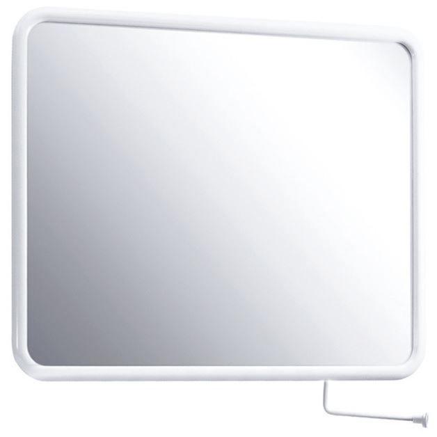 Miroir rectangulaire orientable cadre durolit achat for Cadre salle de bain