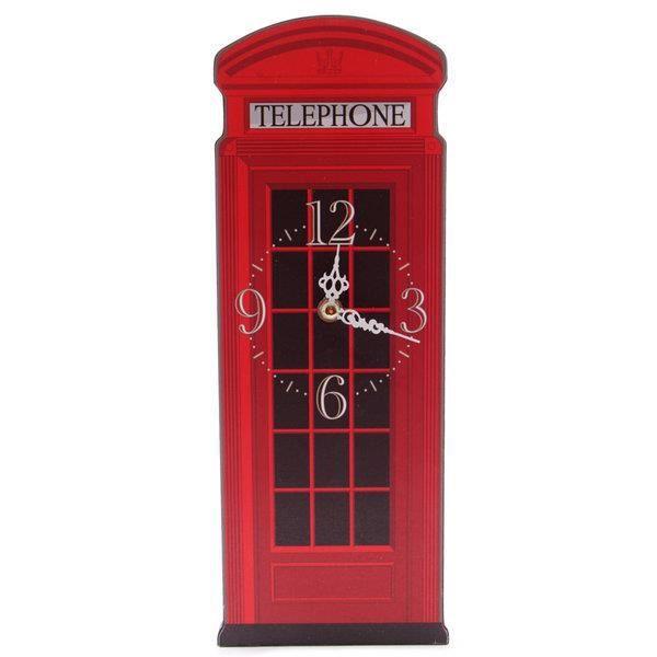 Horloge murale rouge - Achat / Vente Horloge murale rouge pas cher ...