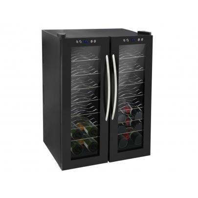 cave vin de service 48 bouteilles thermo le achat vente cave vin cdiscount. Black Bedroom Furniture Sets. Home Design Ideas