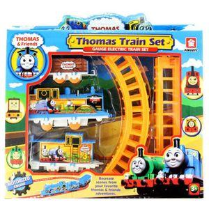 train avec rail jouet achat vente jeux et jouets pas chers. Black Bedroom Furniture Sets. Home Design Ideas