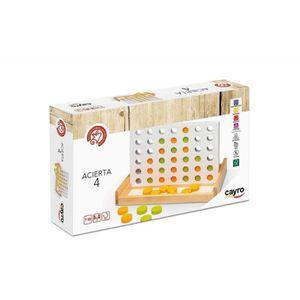 puissance 4 en bois achat vente jeux et jouets pas chers. Black Bedroom Furniture Sets. Home Design Ideas