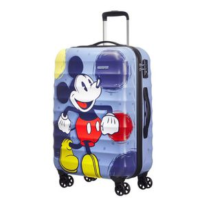 Valise Taille Moyenne 67 cm Spinner Mickey ABS Ultra Légère 4