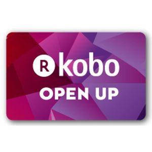 CARTE MULTIMEDIA Kobo Carte Cadeau 50€