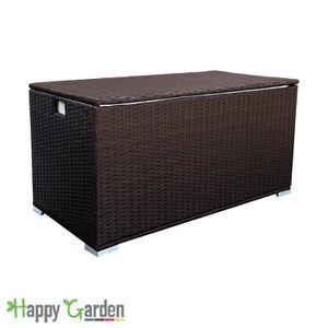 coffre de rangement jardin etanche achat vente coffre de rangement jardin etanche pas cher. Black Bedroom Furniture Sets. Home Design Ideas
