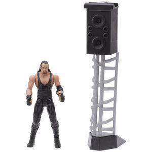 FIGURINE - PERSONNAGE Figurine catch WWE modèle assorti