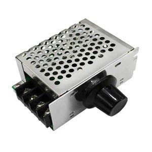 Regulateur de tension 220v prix pas cher cdiscount for Controleur de tension electrique