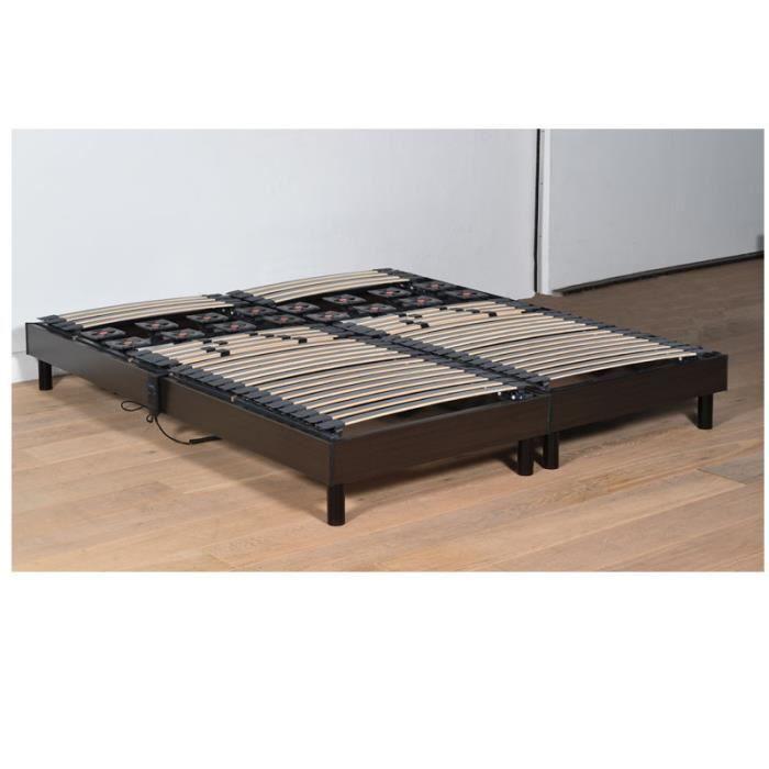 alitea relax sommier lectrique elite 80x200 achat. Black Bedroom Furniture Sets. Home Design Ideas