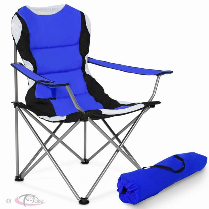 chaise fauteuil pliable jardin camping peche achat vente fauteuil jardin chaise fauteuil. Black Bedroom Furniture Sets. Home Design Ideas