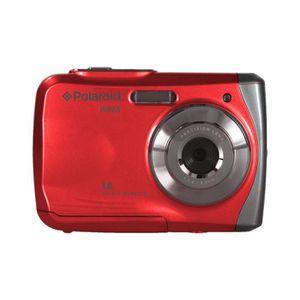 APPAREIL PHOTO COMPACT POLAROID IS525 Rouge étanche - 16 Mpixels Appareil