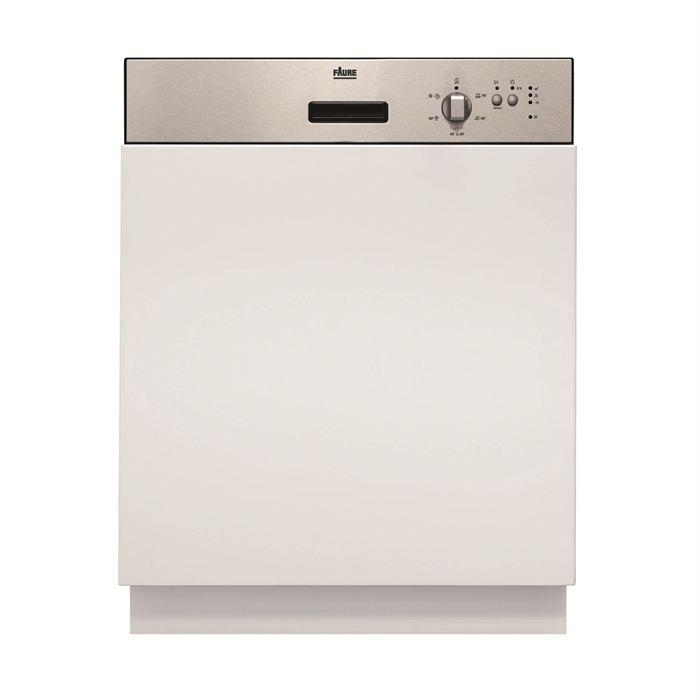 Faure lave vaisselle encastrable lvi125x achat vente lave vaisselle cdiscount - Lave vaisselle faure ...