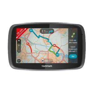 GPS AUTO TOM TOM GPS GO 50 Europe 23 Cartographie et trafic