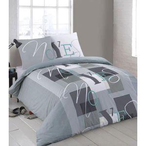 housse couette 240x260 achat vente housse couette 240x260 pas cher soldes cdiscount. Black Bedroom Furniture Sets. Home Design Ideas