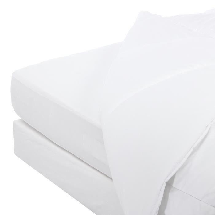 finlandek couette microfibre 350g anti acariens 240x260cm achat vente couette cdiscount. Black Bedroom Furniture Sets. Home Design Ideas