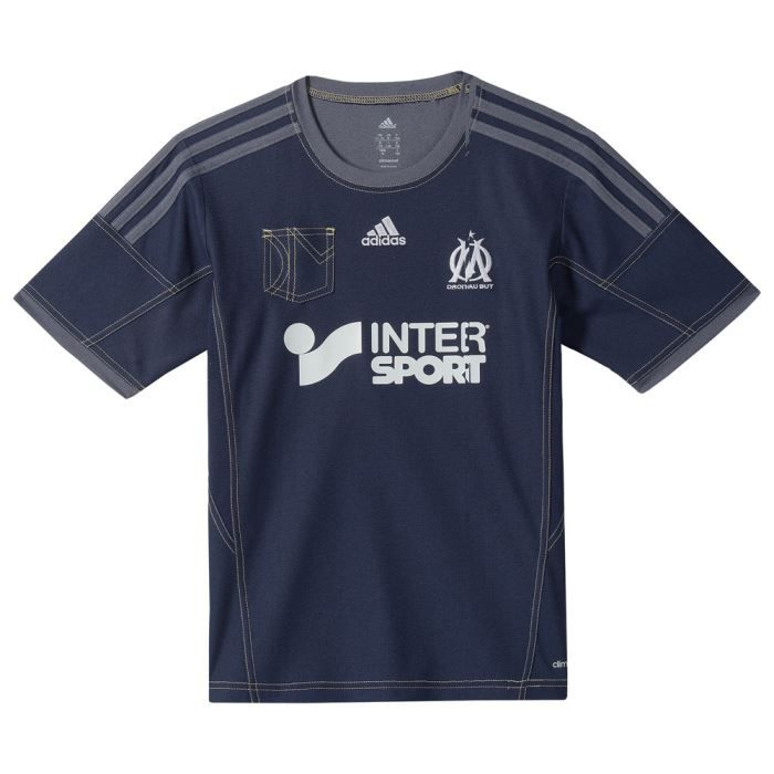 maillot de foot marseille adidas achat vente maillot. Black Bedroom Furniture Sets. Home Design Ideas
