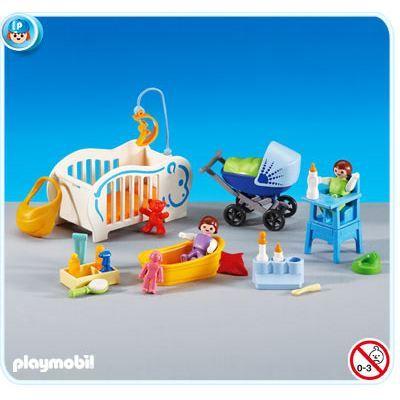 Playmobil 6226 equipements pour b b s achat vente univers miniature c - Tout pour la maison discount ...