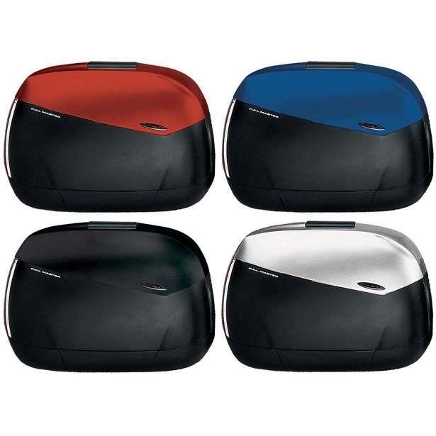capots peints pour valise moto shad sh43 achat vente top case capots peints pour valise m. Black Bedroom Furniture Sets. Home Design Ideas