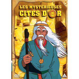 DVD DESSIN ANIMÉ DVD Les mysterieuses cites d' or vol 5