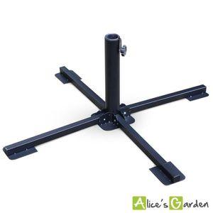 dalle pour parasol achat vente dalle pour parasol pas cher cdiscount. Black Bedroom Furniture Sets. Home Design Ideas