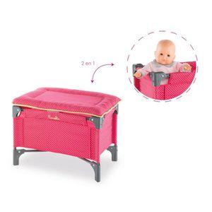 lit corolle achat vente jeux et jouets pas chers. Black Bedroom Furniture Sets. Home Design Ideas