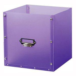 Casier tissu achat vente casier tissu pas cher cdiscount - Casier de rangement tissu ...