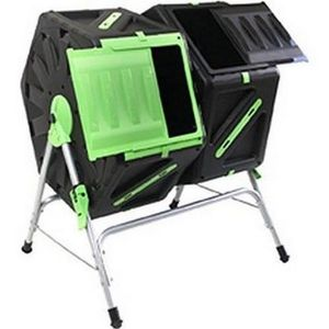 composteur rotatif achat vente composteur rotatif pas. Black Bedroom Furniture Sets. Home Design Ideas