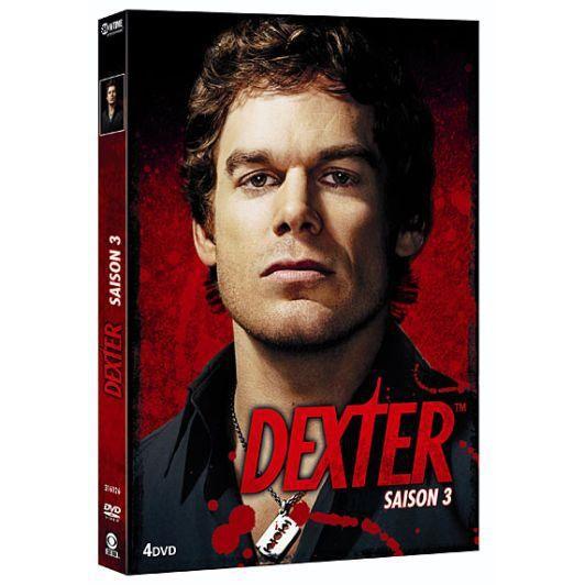 Dexter Saison 3 Coffret De 4 Dvd Edition simple