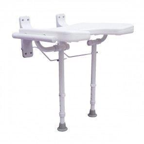 Chaise de douche murale achat vente assise bain - Chaise de douche murale pliante ...