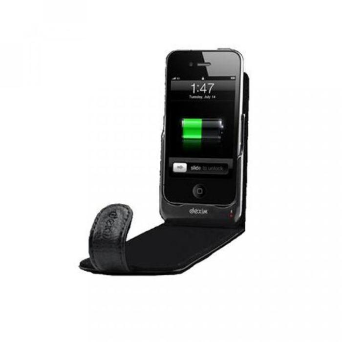 etui iphone 4 coque batterie dca220 2000 mah achat vente etui iphone 4 coque batterie. Black Bedroom Furniture Sets. Home Design Ideas