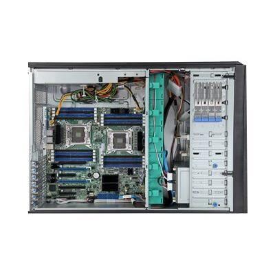 Intel Server System P4208CP4MHGC Serveur tour 4U 2 voies RAM