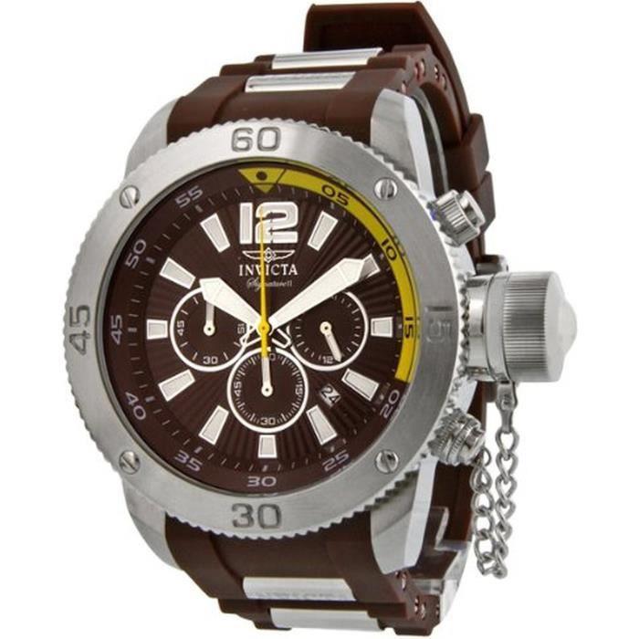 montre invicta achat vente montre montre invicta prix cass 0843836074261 cdiscount. Black Bedroom Furniture Sets. Home Design Ideas