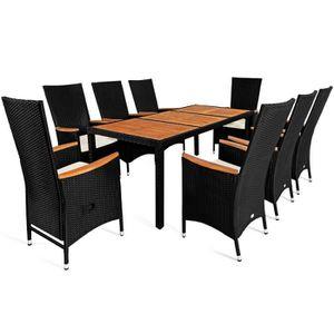 Tables et chaises de jardin achat vente pas cher cdiscount - Table salon cdiscount ...