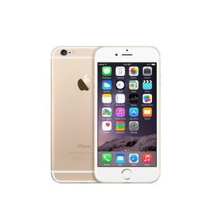 apple iphone 6 64 go or reconditionn neuf achat telephone portable reconditionn pas cher. Black Bedroom Furniture Sets. Home Design Ideas