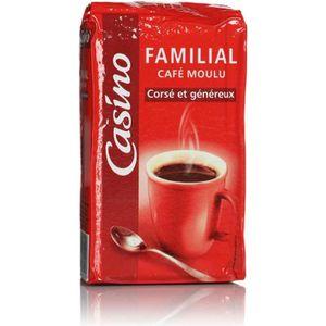 CAFÉ - CHICORÉE Café moulu corsé et généreux