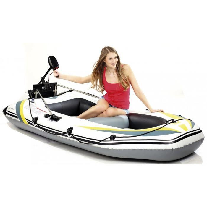 bateau pneumatique avec moteur lectrique achat vente bou e tractable bateau pneumatique. Black Bedroom Furniture Sets. Home Design Ideas