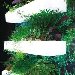 Tablette vegetale lumineuse l 91 cm avec bac de achat for Plante lumineuse