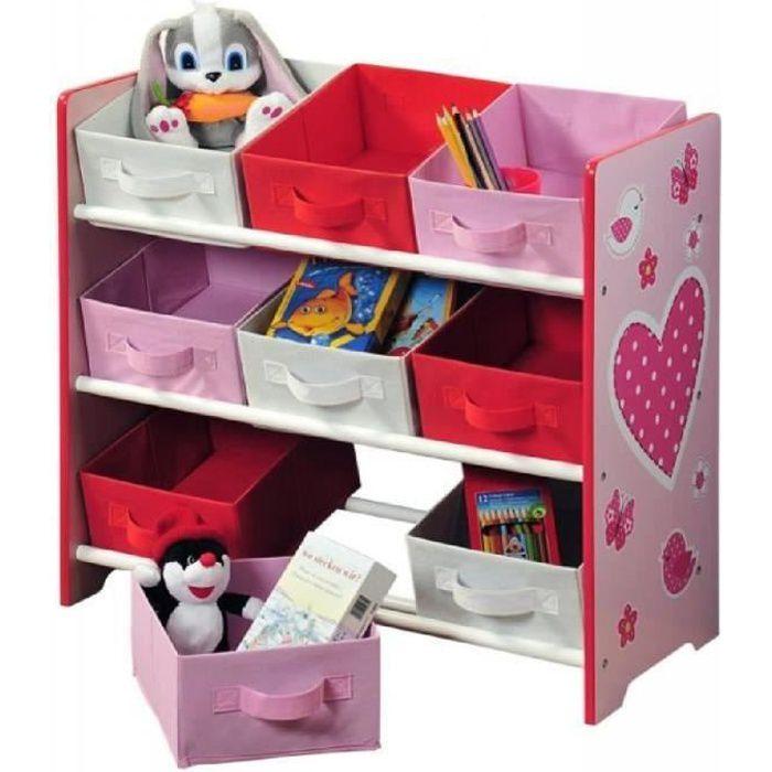 Meuble tag re pour chambre d 39 enfant 9 panier achat vente meuble - Meuble chambre enfant ...