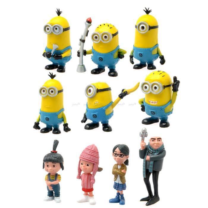 Action Figurine Minions