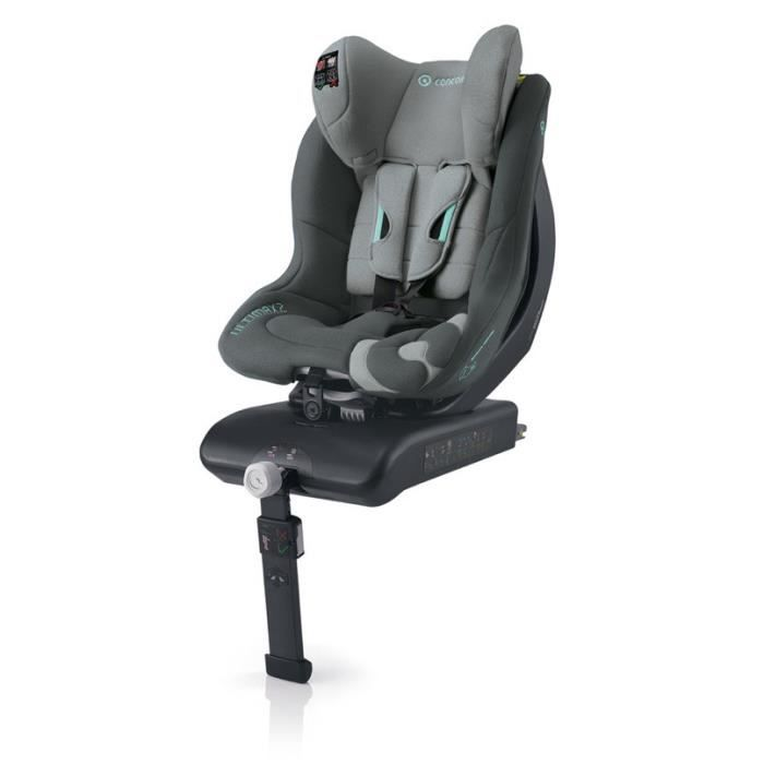 si ge auto groupe 0 1 ultimax isofix shadow grey achat vente si ge auto r hausseur si ge. Black Bedroom Furniture Sets. Home Design Ideas