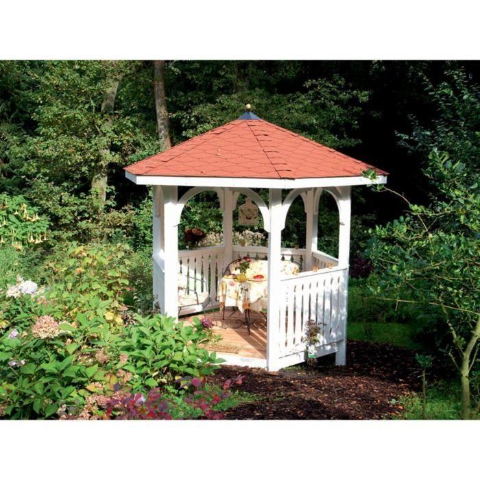 Tonnelle bois nancy x cm achat vente tonnelle barnum tonnelle bois - Maison jardin furniture nancy ...