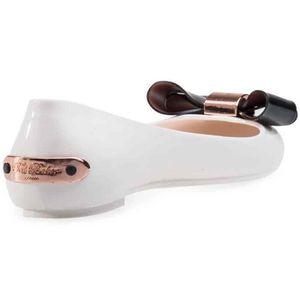 BALLERINE Ted Baker Faiyte Femmes Ballerines Cream 6 UK