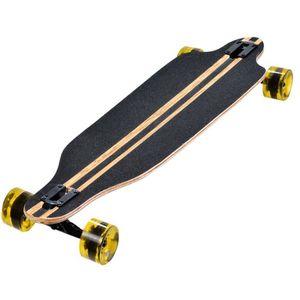 Longboard en bois