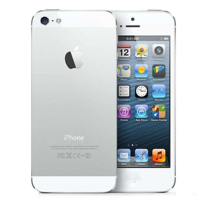 Iphone 5 64 Go Occasion