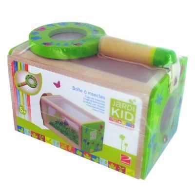 Bo te insectes achat vente nature animaux cdiscount - Boite a insecte ...