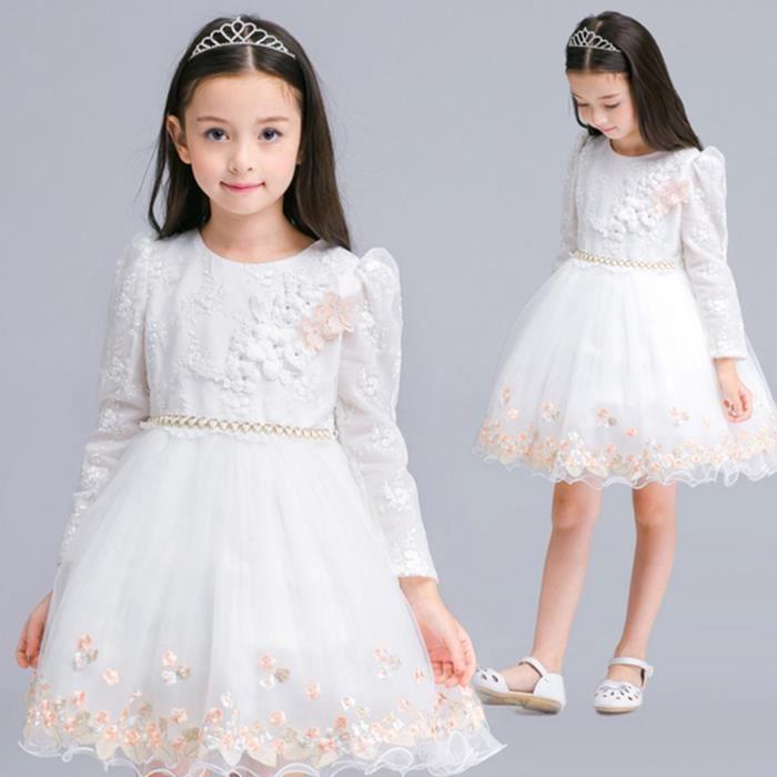 Robe de mariage noel for Robes de fille de fleur pour le mariage d automne