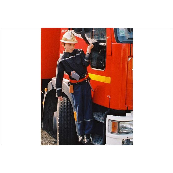 d guisement de pompier 6 8 ans achat vente d guisement panoplie cdiscount. Black Bedroom Furniture Sets. Home Design Ideas
