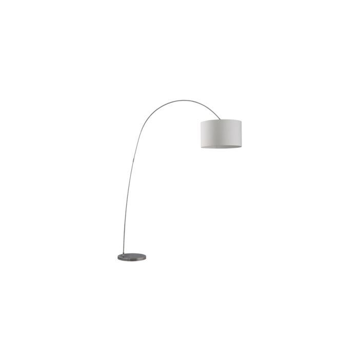 Lampadaire arc blanc achat vente lampadaire arc blanc cdiscount - Lampadaire arc blanc ...